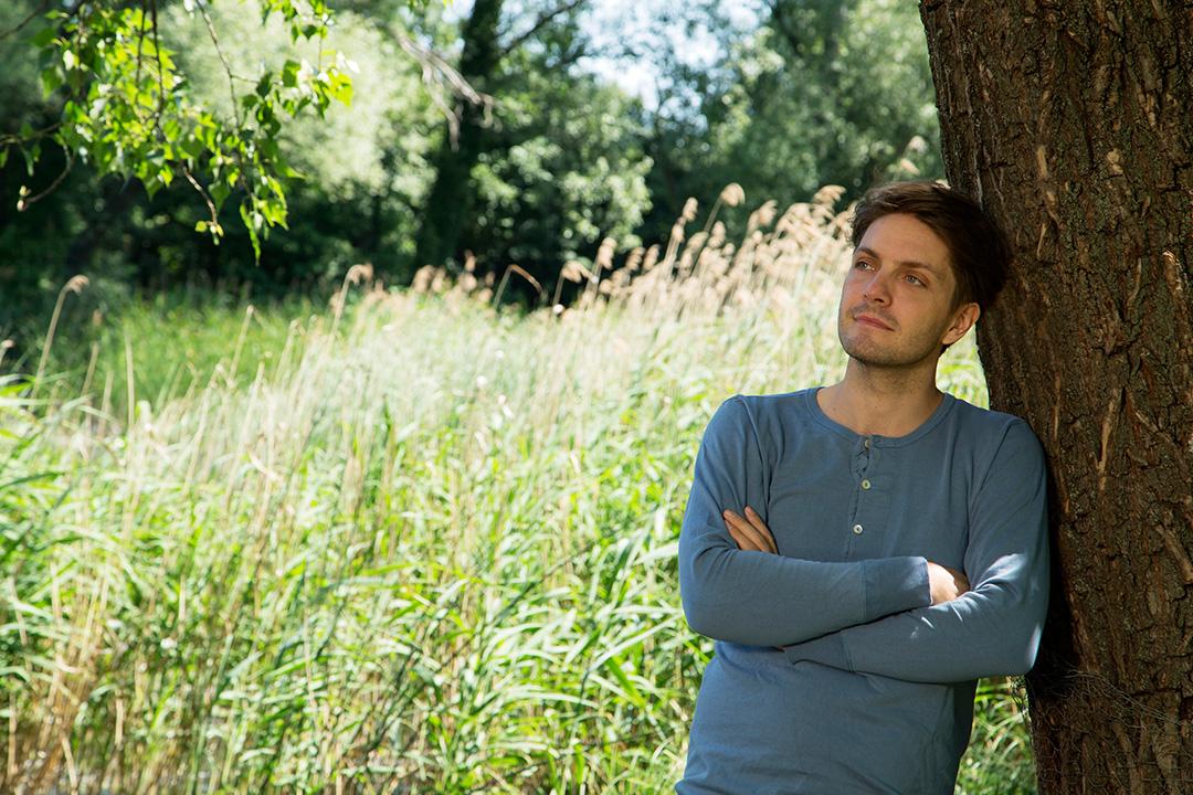 Emanuel Danesch, Psychotherapeut in Ausbildung unter Supervision, Verhaltenstherapeut